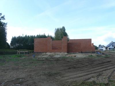 Murowanie ścian  - 09.2019